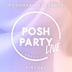 Posh Party LIVE   June 17